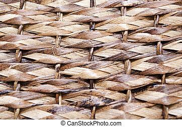 Woven Mat - Native woven mat made from indigenous materials