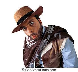 WOW Western - WOW gunman in the old wild west