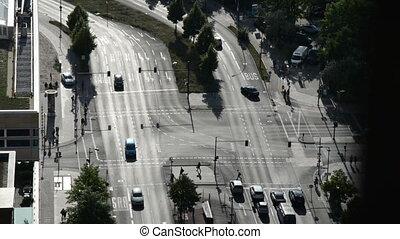wozy, napędowy, crossroads