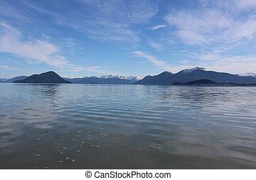 Wrangell Alaska Landscape
