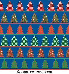 Wrapping paper for Christmas seamless background