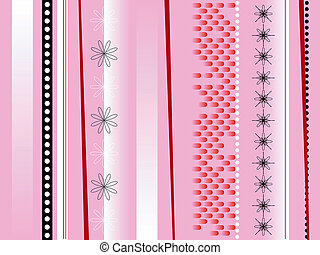 wrapping paper ruddy - An abstract background in the style...
