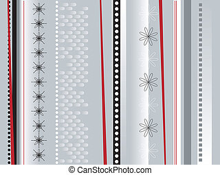 wrapping paper silver