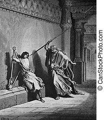 Wrath of Saul