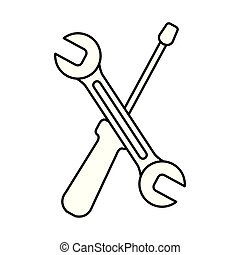 wrench and screwdriver tools