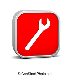 Wrench sign