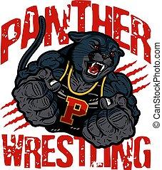 wrestling, pantera