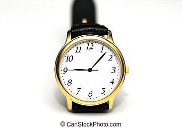 Wrist Watch - Closeup photo of  a cute wrist watch