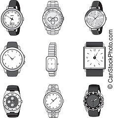 Wristwatch Elegant Collection
