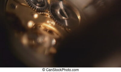 Wristwatches macro