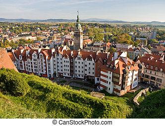wroclaw, polônia, monumento