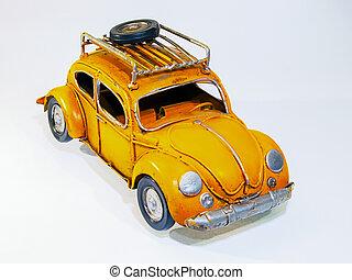 Wrought car mode