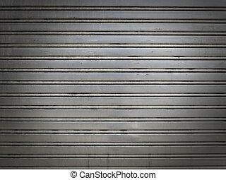 Wrought-iron gate background