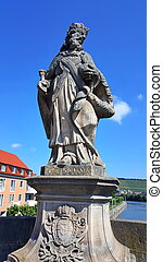W?rzburg is a city in Bavaria, Franconia with many attractions. Carolus Magnus