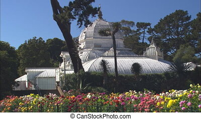 WS SF Conservatory Of Flowers - WS of the Conservatory of...