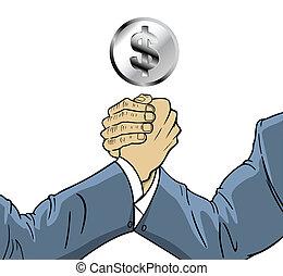 współzawodnictwo, handlowy