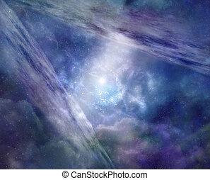 wszechświat, paralela