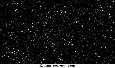 wszechświat, wspaniały, starfield, nova