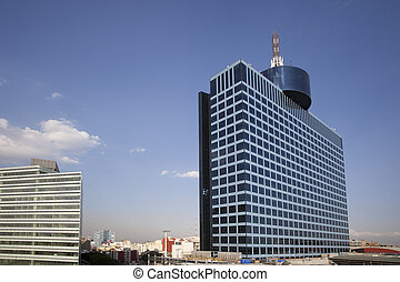 the world trade centre building in mexico city