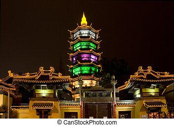 Wuxi China Taoist Temple
