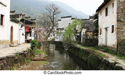 wuyuan34.mov - beautiful old village in China