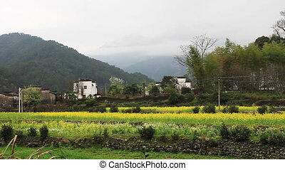 wuyuan71.mov  - beautiful old village in China