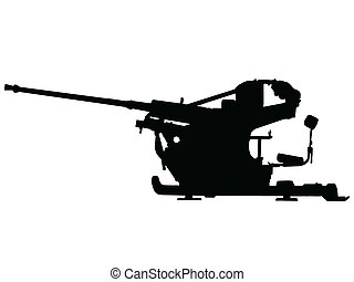 WW2 - Anti Aircraft Gun - WW2 Series - German 2-cm Flak 30...
