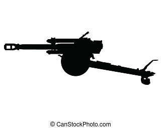 WW2 Series - Soviet 152mm howitzer M1 937 heavy artillery