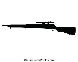 ww2, -, rifle