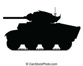 WW2 - TANKS - WW2 Series - British MK VII Tetrarch
