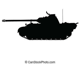 WW2 - TANKS - WW2 Series - German Panzer VPan Tank
