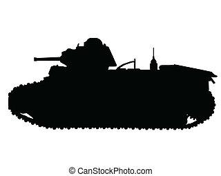 WW2 Series - French Char B1-bis Tank