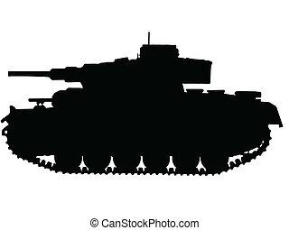 WW2 Series - German Panzer III Tank