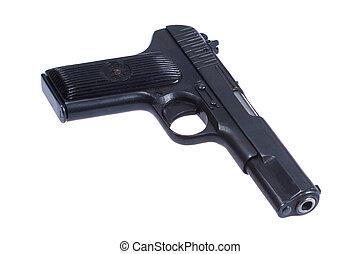 ,WWII Soviet handgun TT (Tula, Tokarev) - WWII Soviet...
