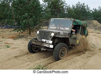 WWII-usa jeep