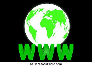 Www and globe