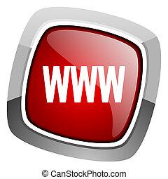 www, icône