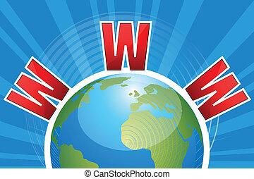 www on globe