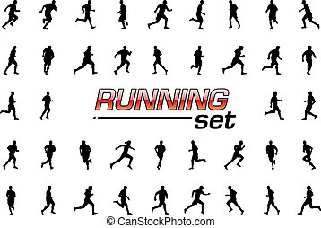 wyścigi, komplet