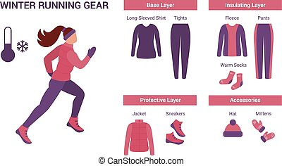 wyścigi, komplet, zima ubranie