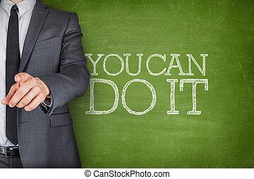 wy możecie zrobić to, na, tablica