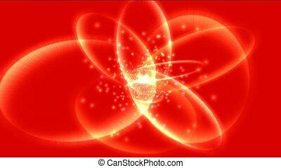 wybuch, tech, moc, jądrowy