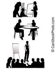 wykład, ordynacyjny, służba