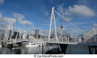 Wynyard Crossing Auckland Viaduct