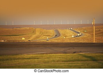 Wyoming Highway I-80