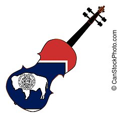 Wyoming State Fiddle