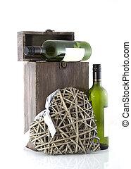 wypadek, pokaz, wino