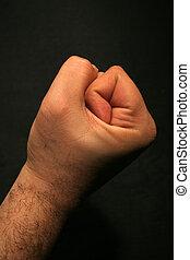 wyrażenie, ręka