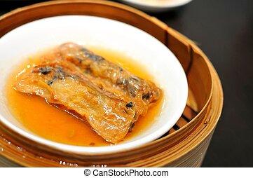 wysoka herbata, styl, chińczyk