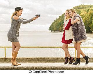 wystrzelić, fotografia, fason wzory